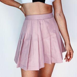 NWT Lilac Purple Tennis Skirt